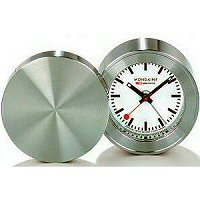 MONDAINE TRAVEL ALARM CLOCK
