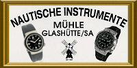 MUHLE GLASHUTTE SHIP CLOCKS