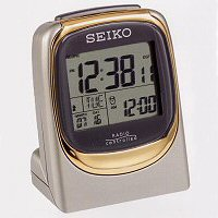 SEIKO ALARM CLOCKS
